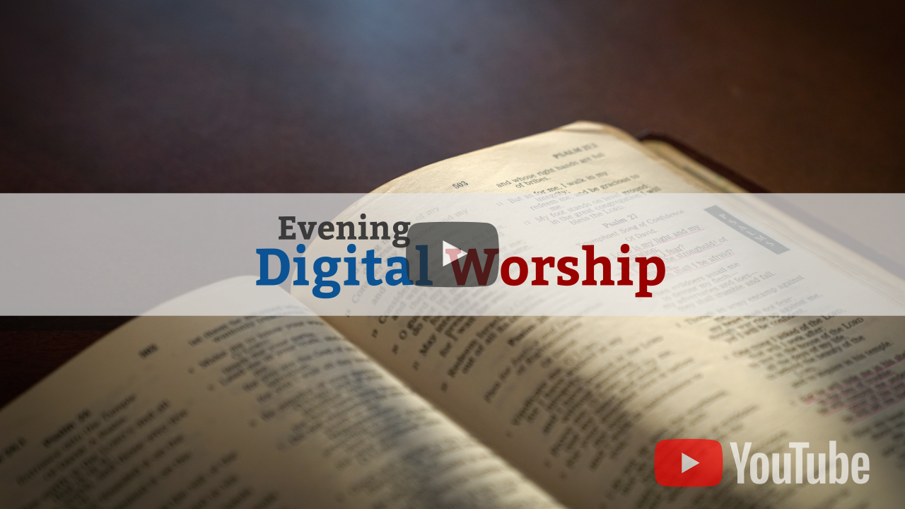Youtube Evening Worship Live St
